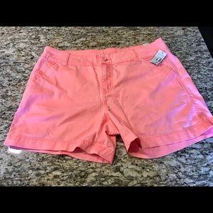Vibrant summer colored shorts!